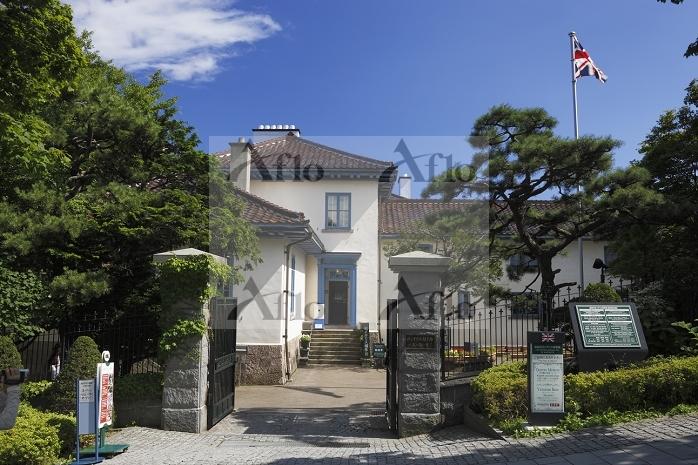 北海道 函館市旧イギリス領事館 [9066875] | 写真素材・ストックフォト ...