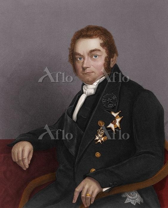 Baron Jons Jacob Berzelius (17・・・