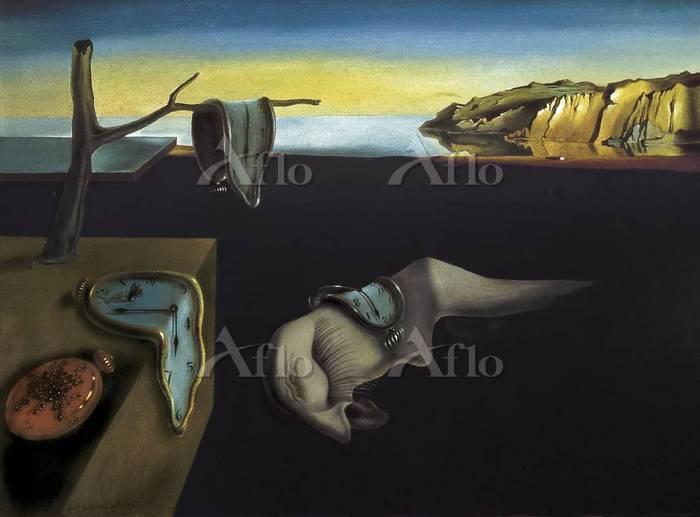 サルバドール・ダリ  「記憶の固執」