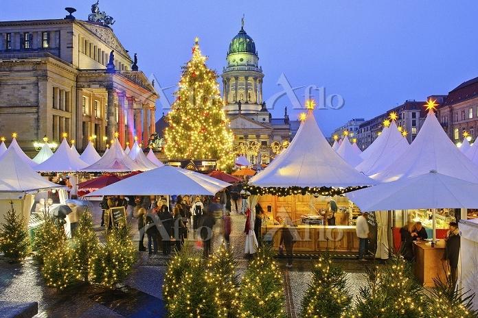 ドイツ クリスマスイルミネーション
