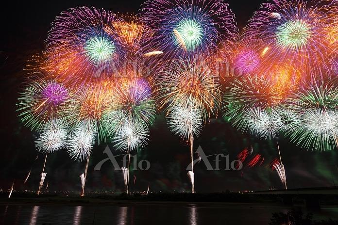 新潟県 長岡まつり花火大会