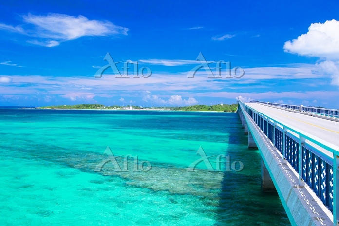 沖縄県 池間大橋