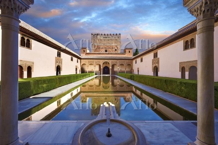 Arabesque Moorish architecture・・・