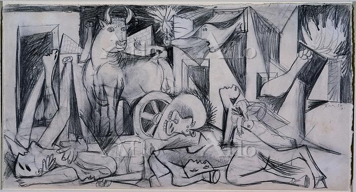 作家名: パブロ・ピカソ  ( 1881年 - 1973年 ・・・