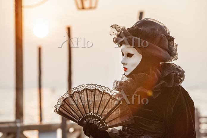 Venice Carnival, Venice, Venet・・・
