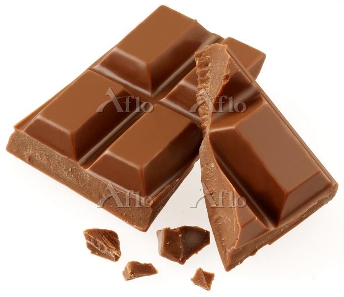 ミルクチョコレートの欠片