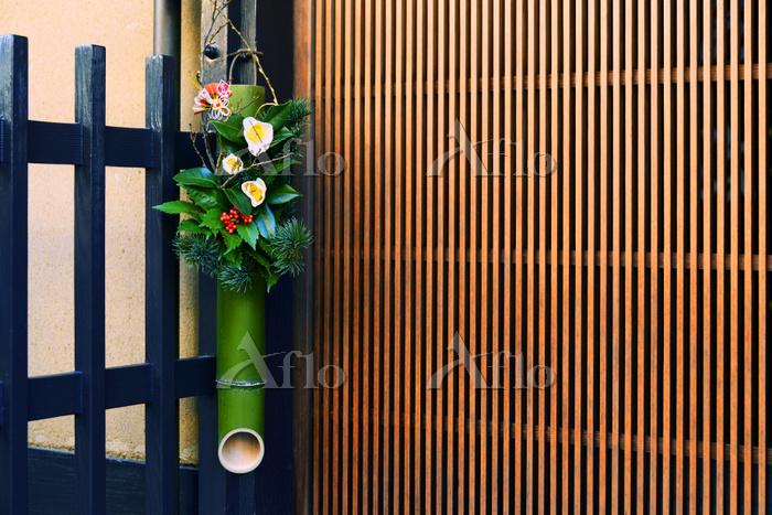 京都府 祇園 正月