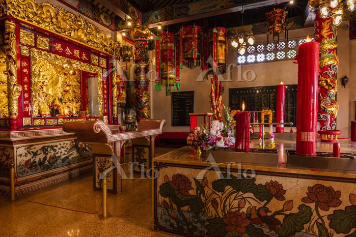 タイ イサーン 中国寺院