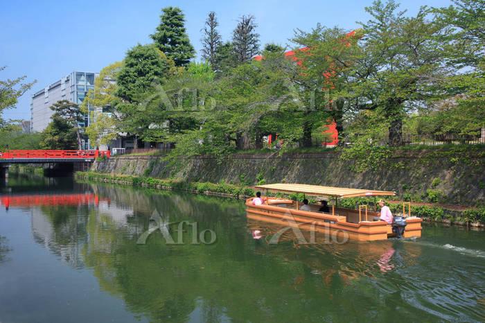 京都府 岡崎回廊十石船