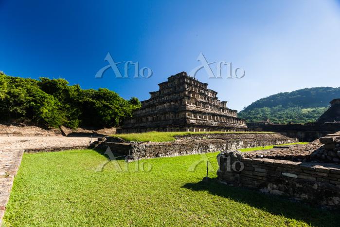 メキシコ ベラクルス州 エルタヒン遺跡