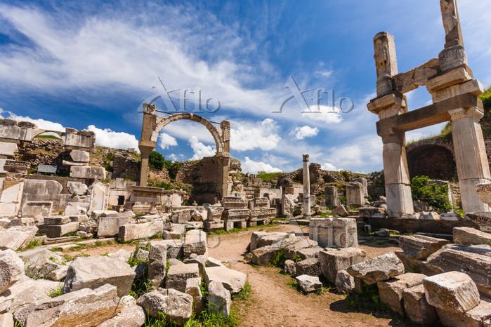 トルコ エフェソス遺跡