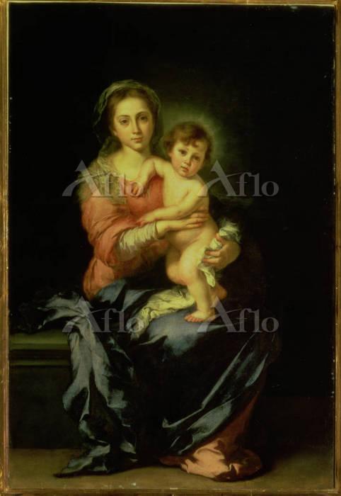 ムリーリョ 「聖母子」