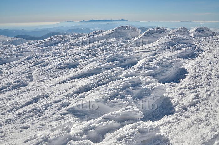 雪と氷の造形