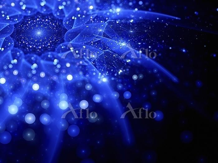 Star, abstract illustration.
