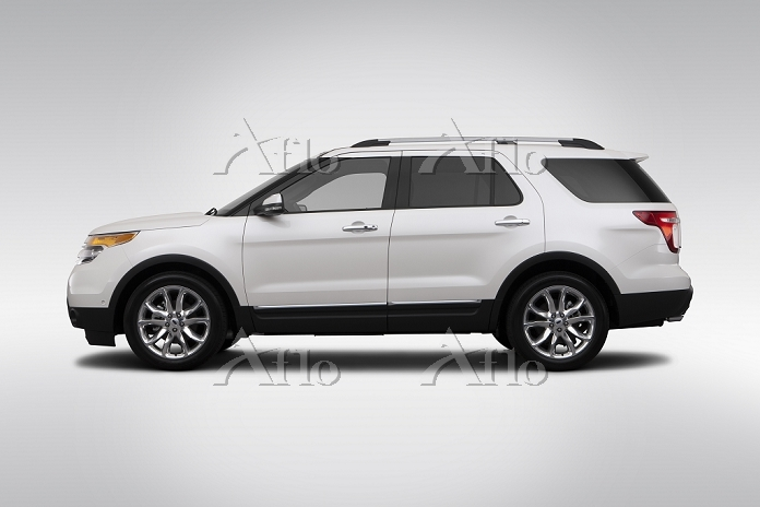 2012 Ford Explorer Limited in ・・・