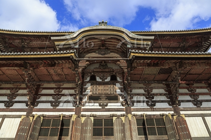 奈良県 奈良市 東大寺 大仏殿