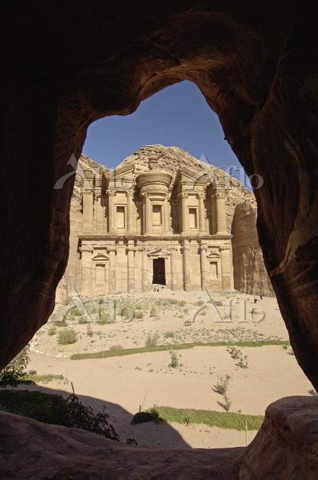 ペトラ / The Monastery (Al Deir) ・・・