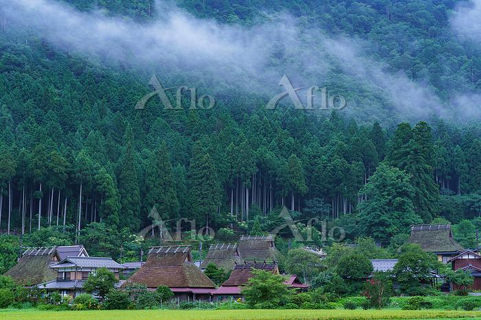 京都府 美山かやぶきの里
