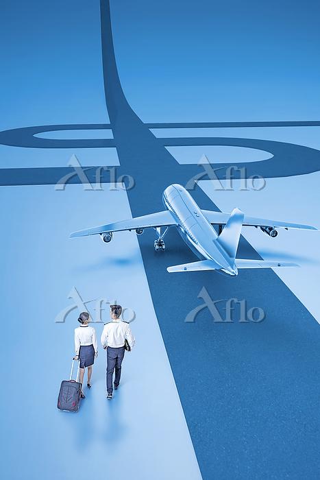職業 飛行機 乗り物
