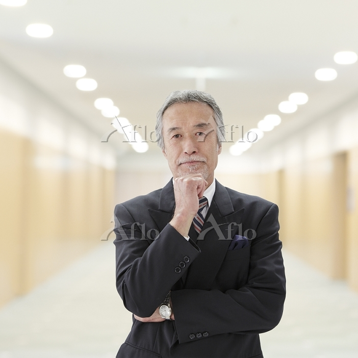ビジネスマン 経営者
