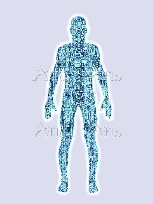 回路群で構成される身体