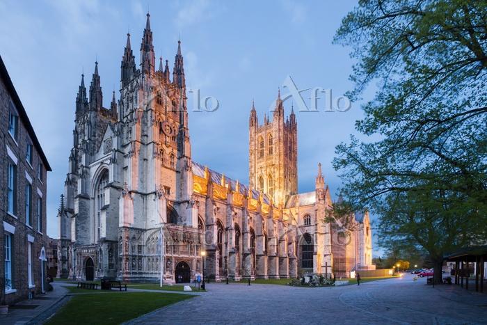 イギリス カンタベリー大聖堂