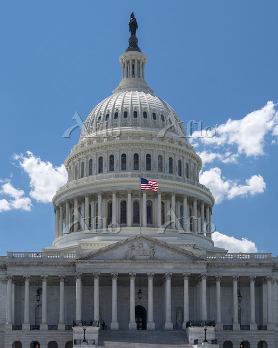 アメリカ合衆国 ワシントンDC アメリカ合衆国議会議事堂