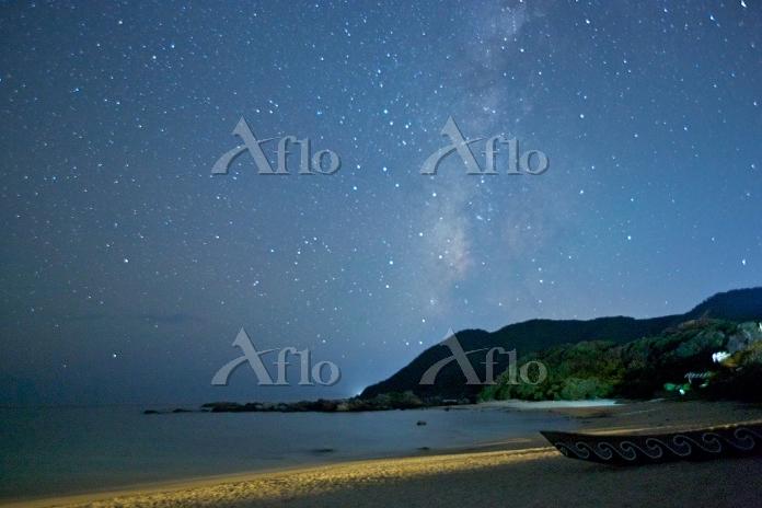 奄美大島 星空