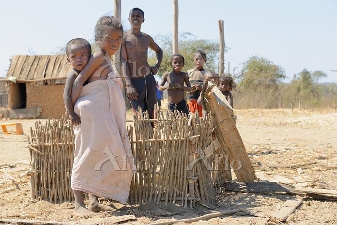 マダガスカル 子どもたち