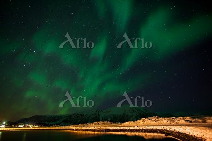 Northern Lights, aurorae, auro・・・