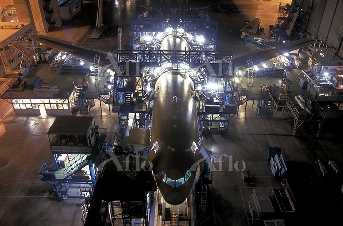Passenger aircraft constructio・・・