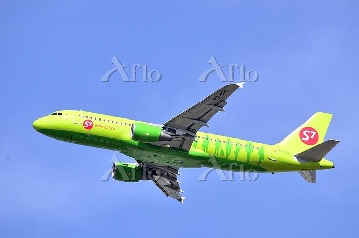 S7エアラインズ エアバスA320-200