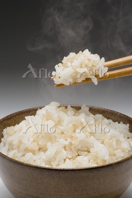 玄米ご飯(30%)