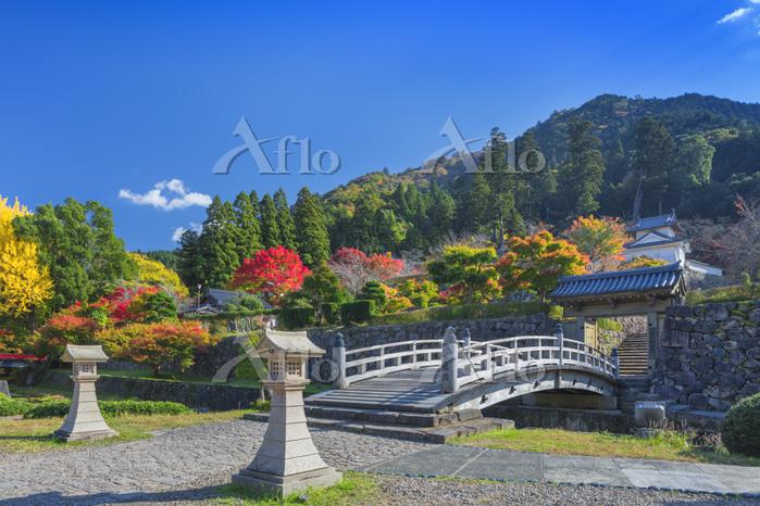 兵庫県 秋の出石城跡