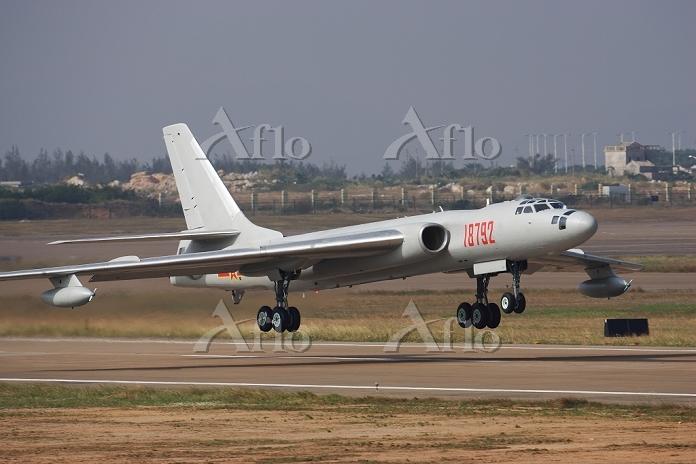 中国空軍空中給油機 HY-6