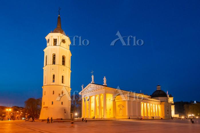リトアニア ヴィリニュス旧市街
