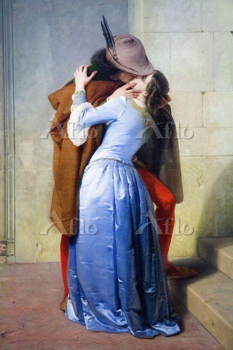 フランチェスコ・アイエツ「接吻」