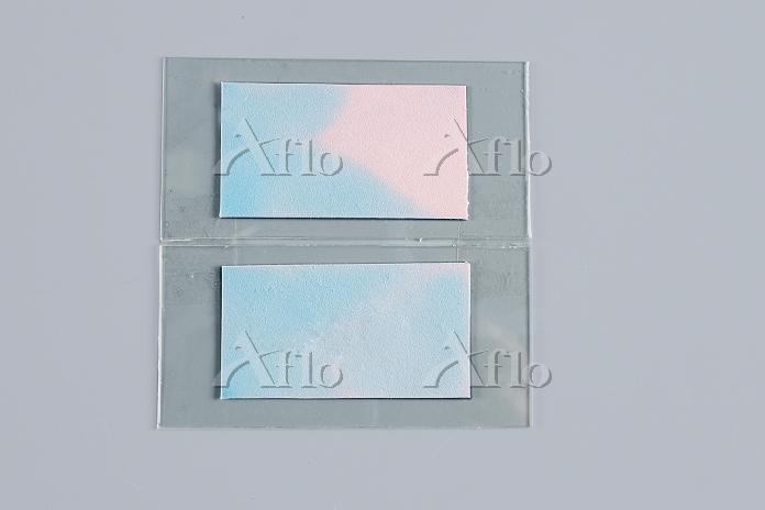 紙 塩化 コバルト