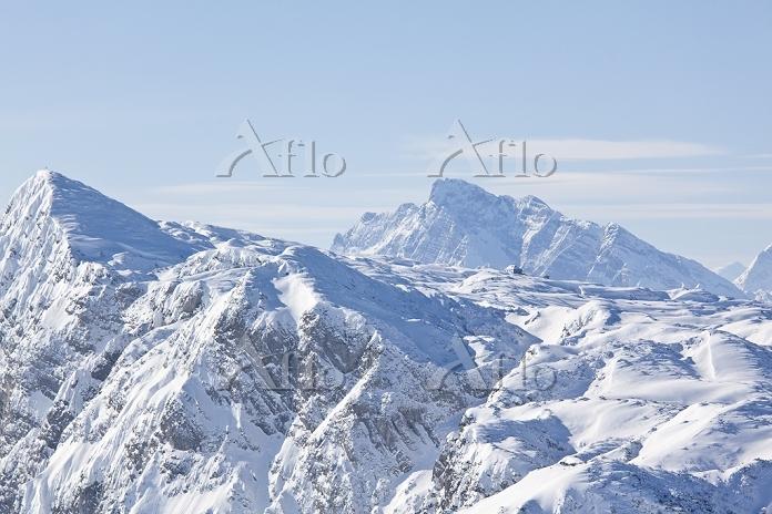 オーストリア 山