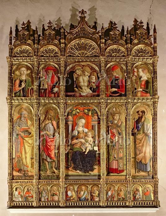 Artist:Crivelli, Carlo (c.1430・・・