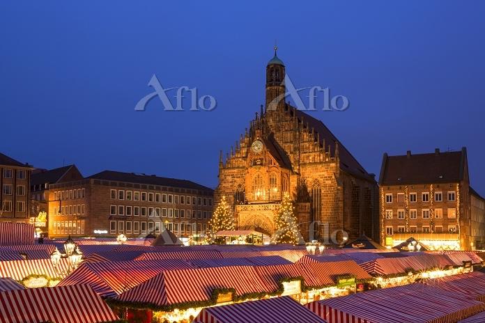 ドイツ ニュルンベルグのクリスマス市
