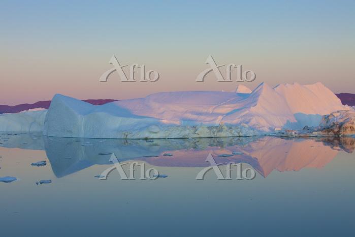 グリーンランド 氷山