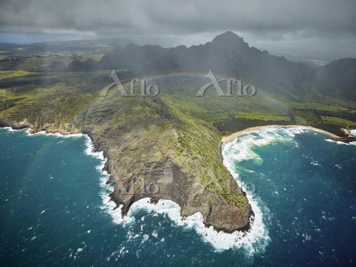 ハワイ カウアイ島 ナ・パリ・コースト