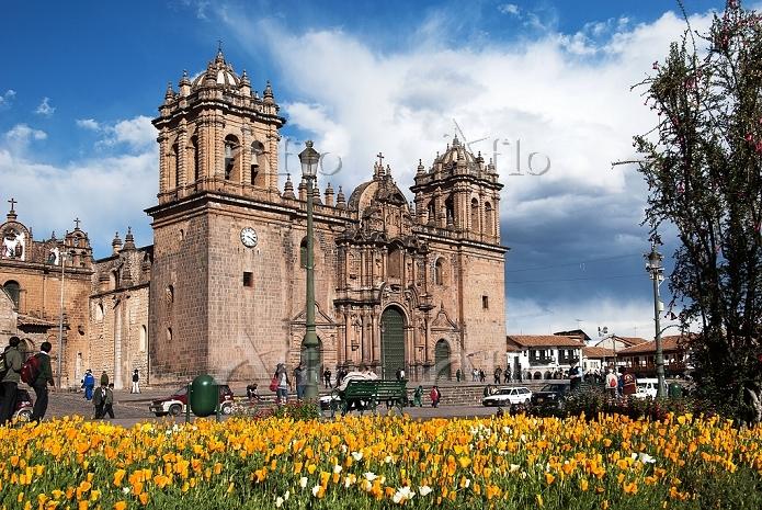 ペルー サント・ドミンゴ教会