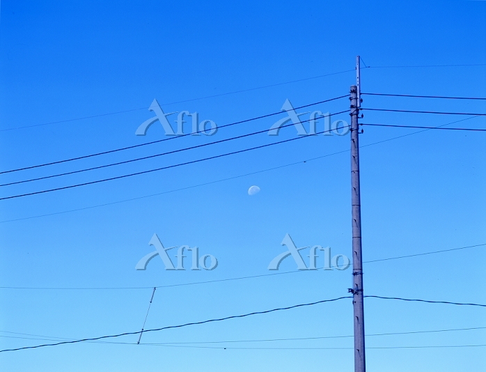 月の動き(5-4) AM9:40 山形県 酒田市