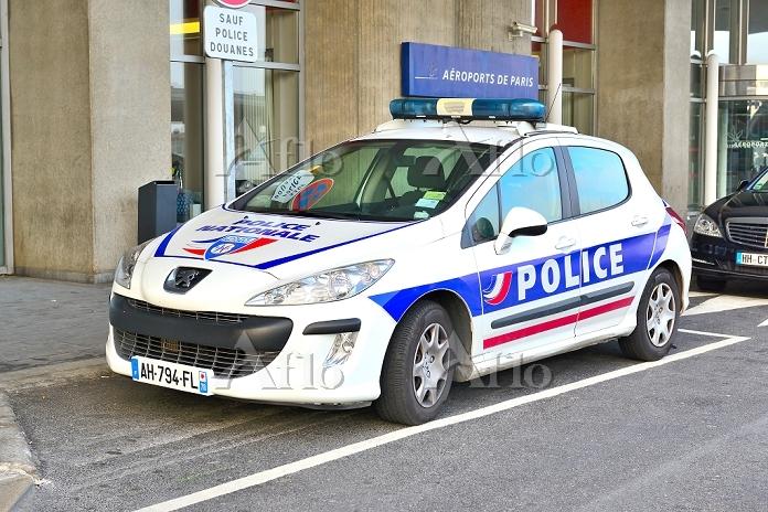 フランス パトカー