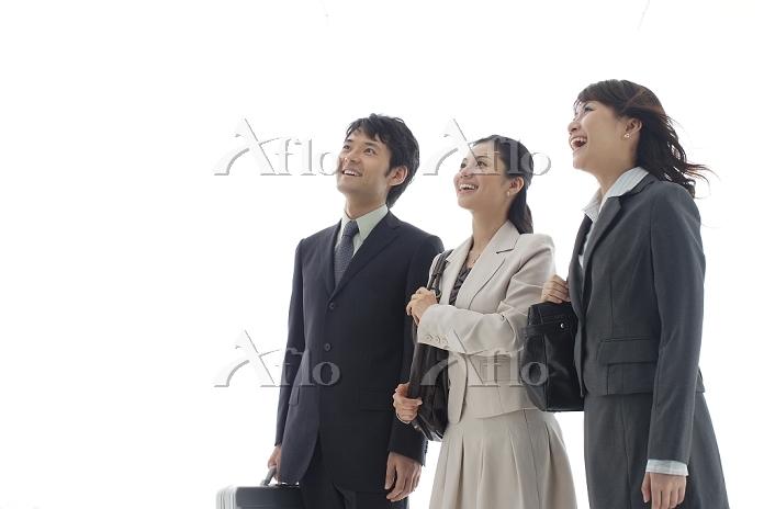 日本人ビジネスパーソン達