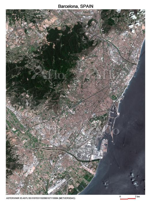 スペイン王国 バルセロナ