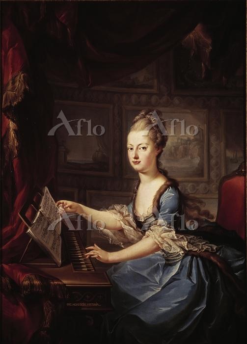 マリー・アントワネットの肖像