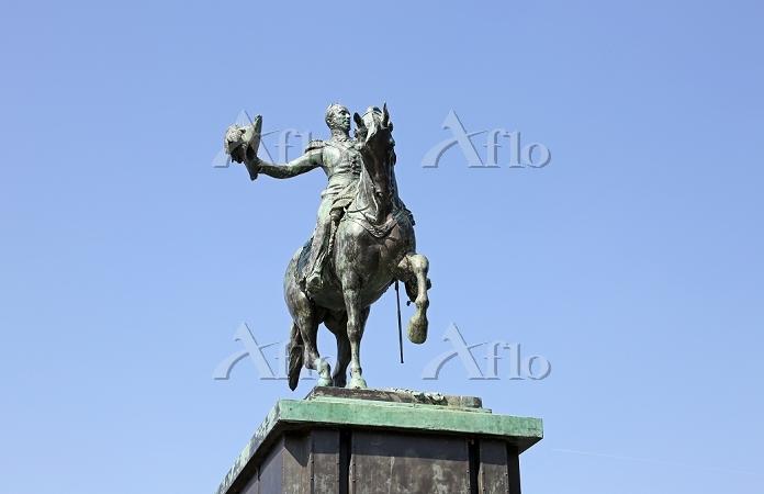 オランダ ハーグ オランダ国王ウィレム2世(1792~184・・・